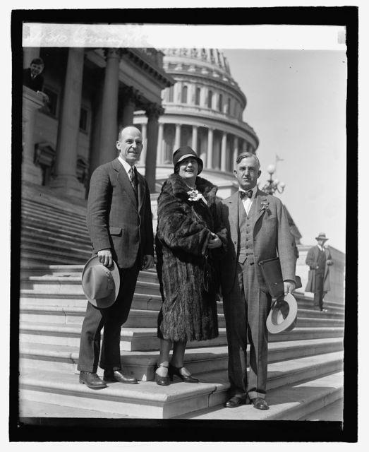 Cormery, Mme. Meluis & Woodrum of Va., 3/4/27