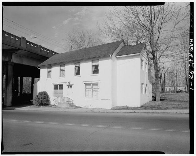 Cornelius R. Jacobus Blacksmith Shop, 110 Boonton Road, Wayne, Passaic County, NJ