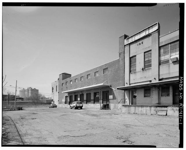 Costello Brothers, Incorporated, Warehouse, 111 Harris Avenue, Providence, Providence County, RI