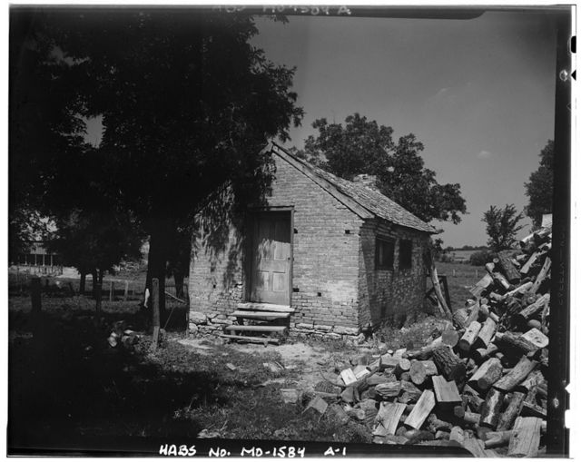Cottle Outbuilding, Cottleville, St. Charles County, MO