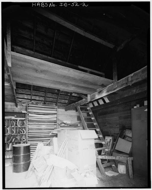 Cottonwood Work Station, Tool Shed, Idaho City, Boise County, ID