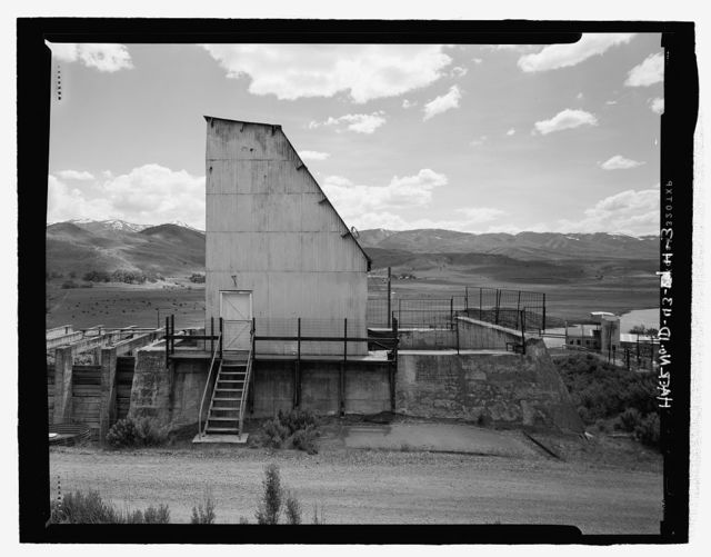 Cove Hydroelectric Development, Lower Gate House, Cove Power Plant Road, Grace, Caribou County, ID