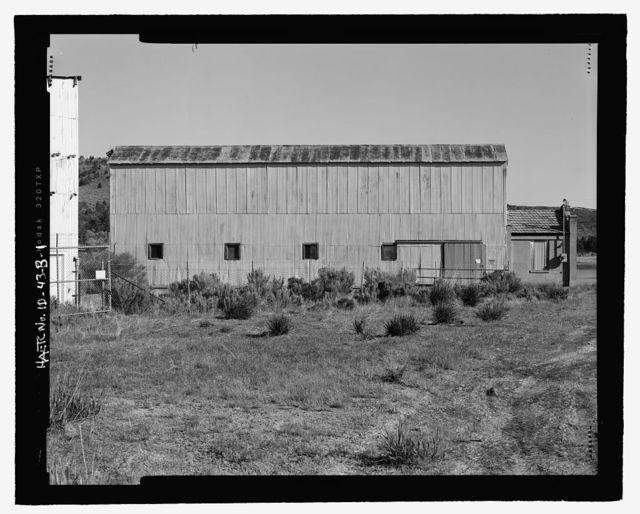 Cove Hydroelectric Development, Screen House & Intake, Cove Power Plant Road, Grace, Caribou County, ID
