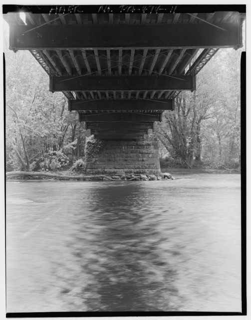 Coverts Crossing Bridge, Spanning Mahoning River along Township Route 372 (Covert Road), New Castle, Lawrence County, PA