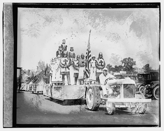 Crusades float, 6/7/23