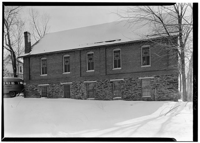 Curtis Freewill Baptist Church, Harpers Ferry, Jefferson County, WV