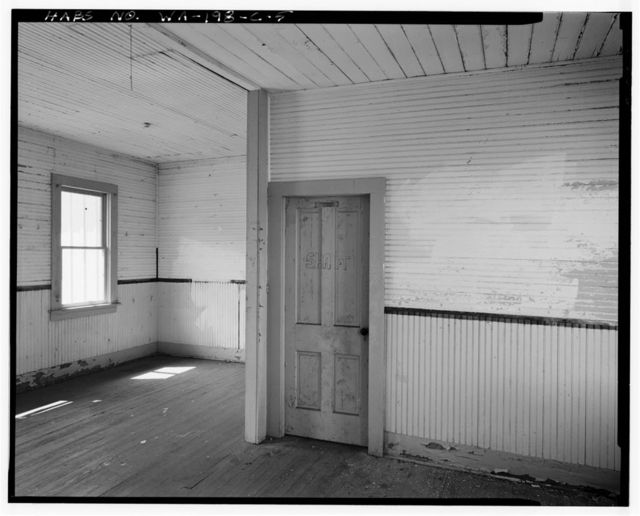 Curtis Wharf, Ticket Office, O & Second Streets, Anacortes, Skagit County, WA