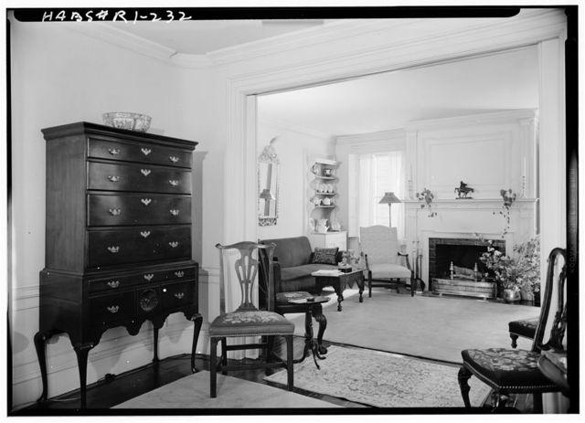 Cyrus Ellis House, 31 John Street, Providence, Providence County, RI