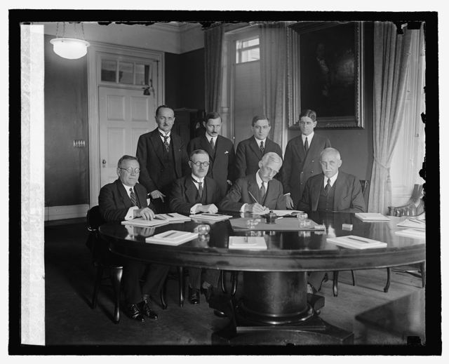 Czechoslovakia & American Debt Commisions, 10/13/25