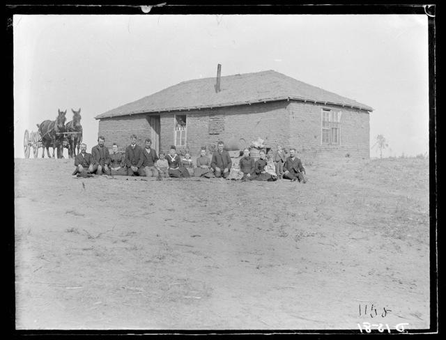 D. Adkins, Anselmo Custer County, Nebraska.