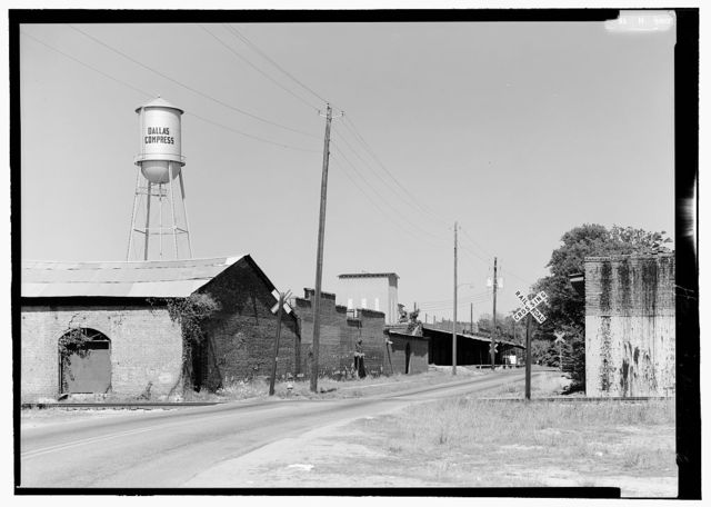 Dallas Compress Company, 2010 Alabama Avenue, Selma, Dallas County, AL