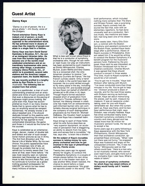 [ Dallas Symphony Orchestra 1977-78, Season/September]