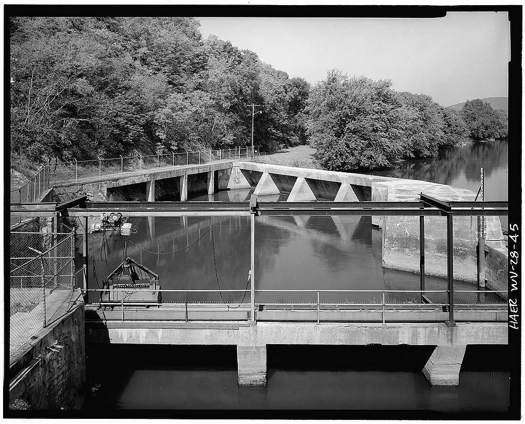 Dam No. 5 Hydroelectric Plant, On Potomac River, Hedgesville, Berkeley County, WV