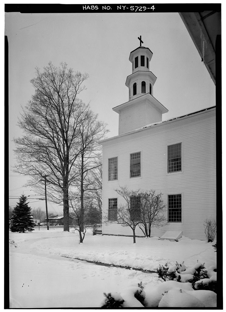 Danby Federated Church, 1859 Danby Road, Danby, Tompkins County, NY
