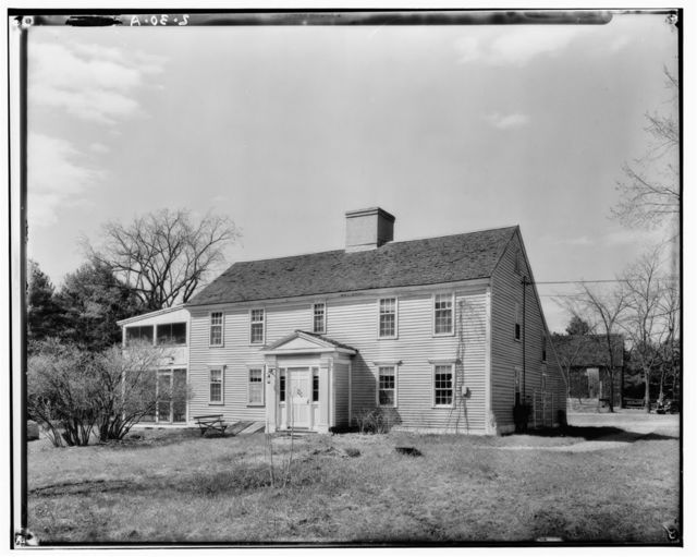 Daniel Gould House, Georgetown Road, Boxford, Essex County, MA