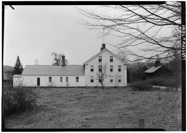 Daniel P. Bardwell House, Bardwell's Ferry Road, Shelburne, Franklin County, MA