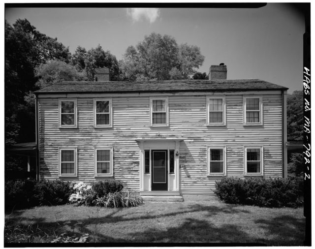 Daniel Taylor House, 663 Lexington Road, Concord, Middlesex County, MA