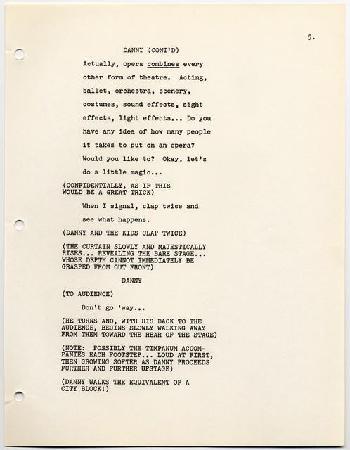 "Danny Kaye's ""Look-In"" at the Met"