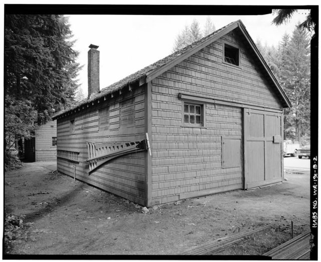 Darrington Ranger Station, Road & Trail Warehouse, 1405 Emmens Street, Darrington, Snohomish County, WA
