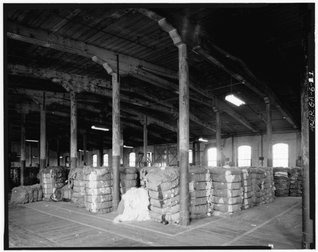 Dartmouth Spinning Company, 510 Cottage Street, Augusta Canal, Augusta, Richmond County, GA