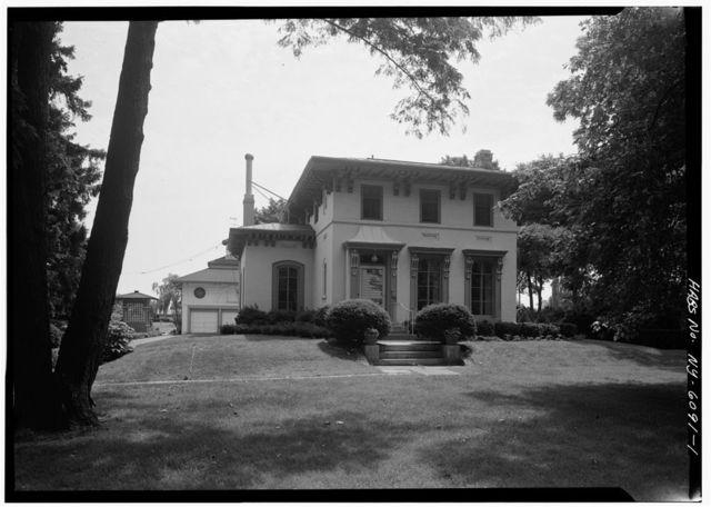 David Bouck House, 532 Pine Street, Lockport, Niagara County, NY