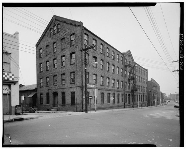 David Dunlop Tobacco Factory, 45-127 Old Street, Petersburg, Petersburg, VA