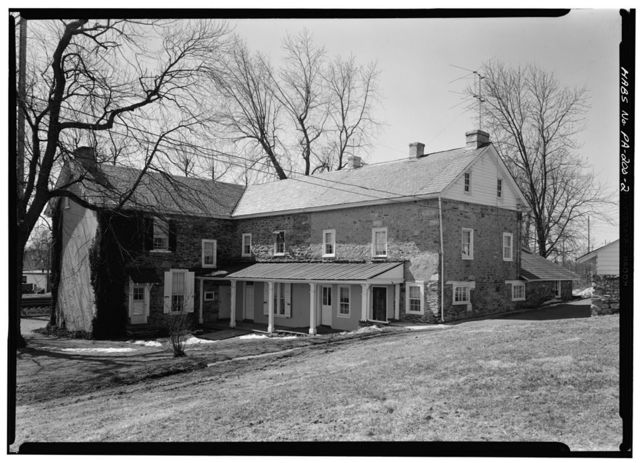 David Parke House, 40 East Main Street, Parkesburg, Chester County, PA