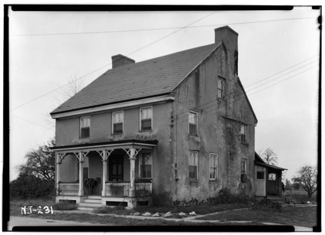 Death-of-the-Fox Inn, Mount Royal, Gloucester County, NJ