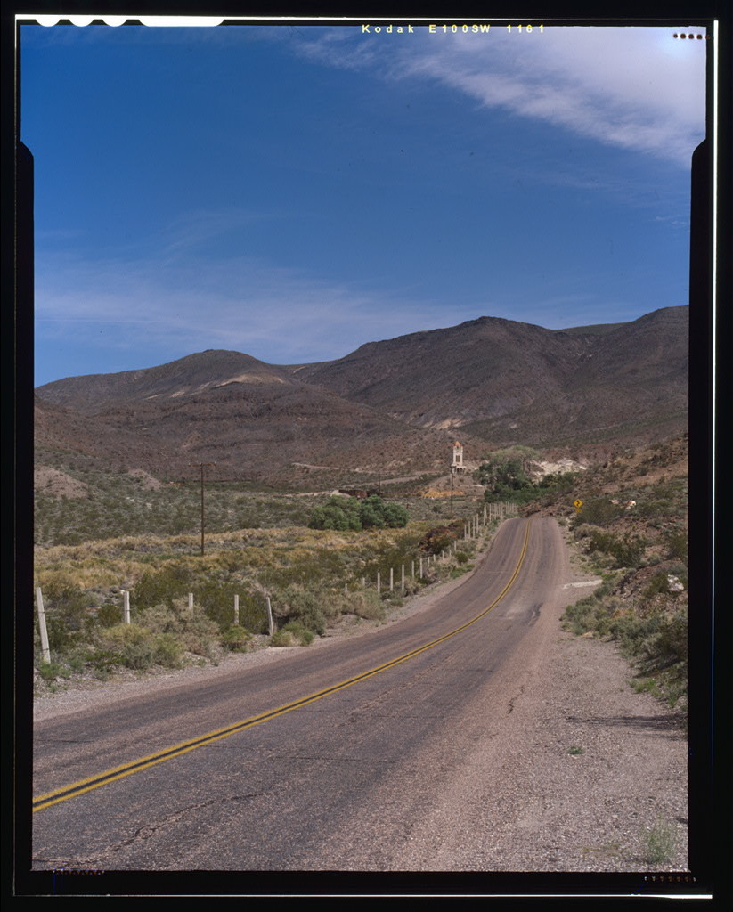 Death Valley National Park Roads, Death Valley Junction, Inyo County, CA