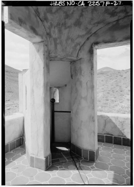 Death Valley Ranch, Chimes Tower, Death Valley Junction, Inyo County, CA
