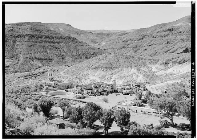 Death Valley Ranch, Death Valley Junction, Inyo County, CA