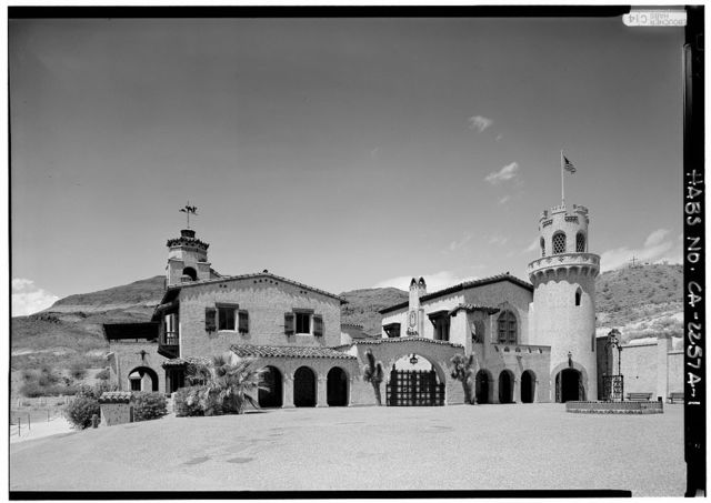 Death Valley Ranch, Main House, Death Valley Junction, Inyo County, CA