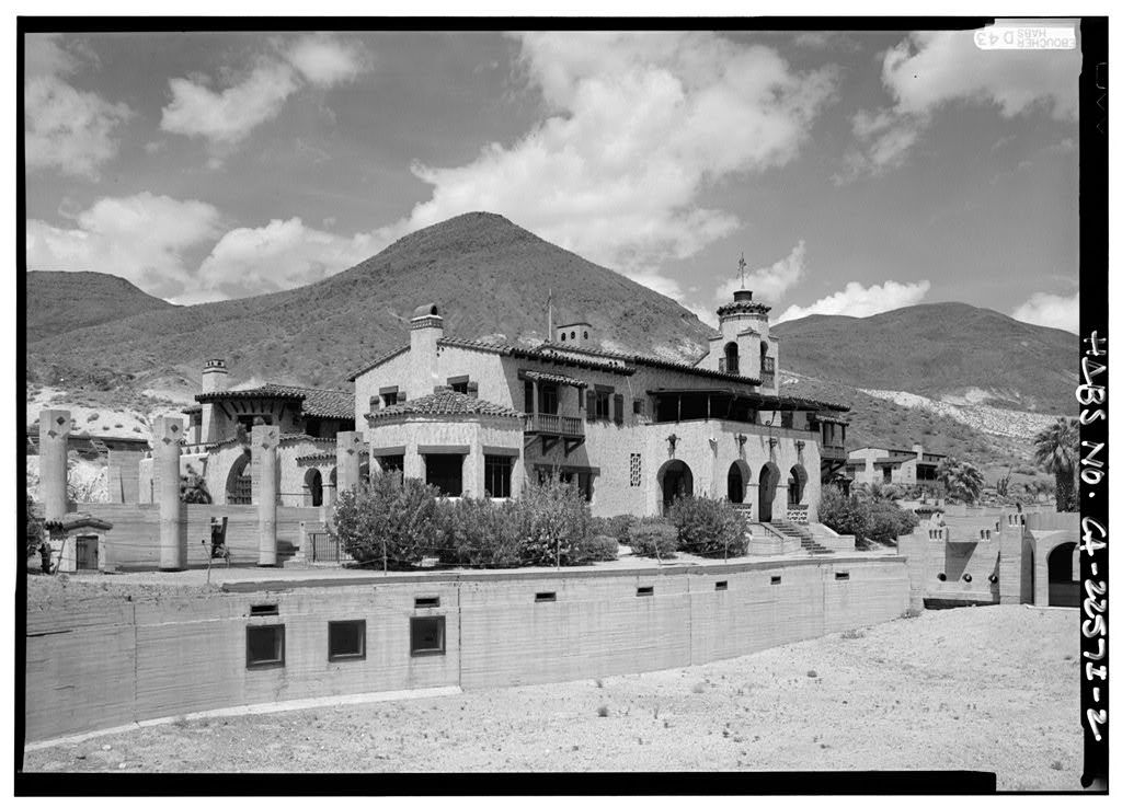 Death Valley Ranch, Swimming Pool, Death Valley Junction, Inyo County, CA