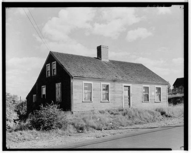 Deborah Sampson House, 280 Wareham Street, Middleboro, Plymouth County, MA