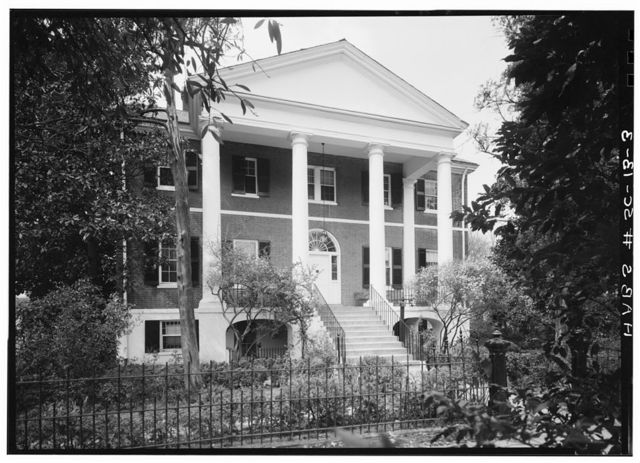 DeBruhl-Marshall House, 1401 Laurel Street, Columbia, Richland County, SC