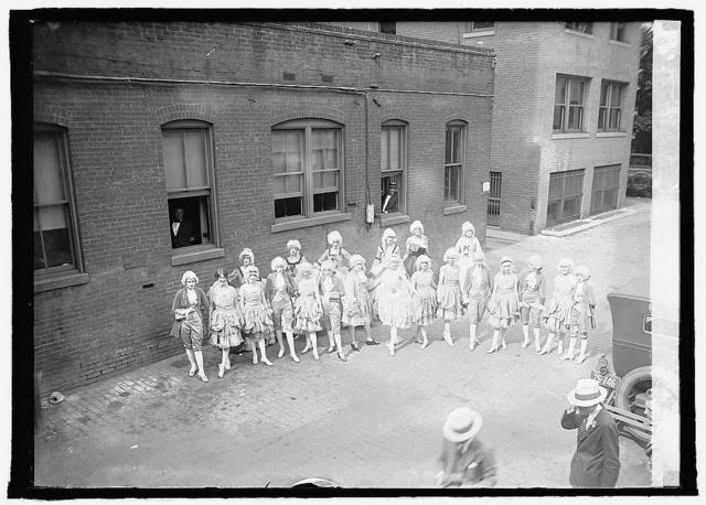 Debutante Group, Summer Follies, 6/30/24
