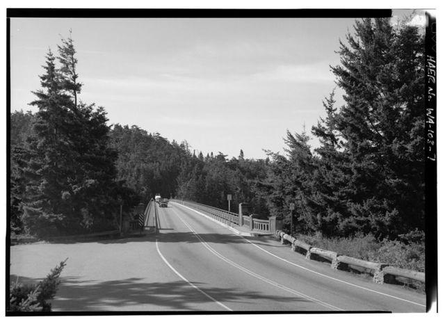 Deception Pass Bridge, Spanning Deception Pass at State Route 20, Anacortes, Skagit County, WA