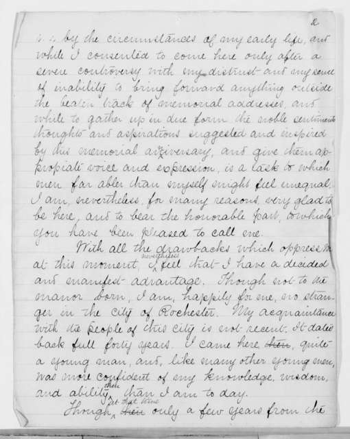 """""""Decoration Day. A Verbatim Report of the Address of Frederick Douglass at Franklin Square, Rochester, N.Y."""""""