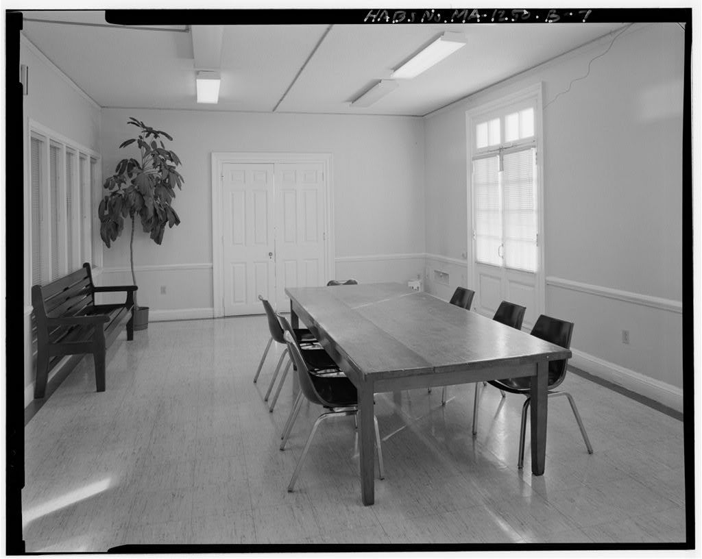 Deer Island House of Correction, Superintendent's House, Deer Island (northeast & northwest quadrants), Boston, Suffolk County, MA