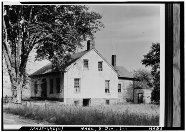 Delare Cottage, Dighton, Bristol County, MA