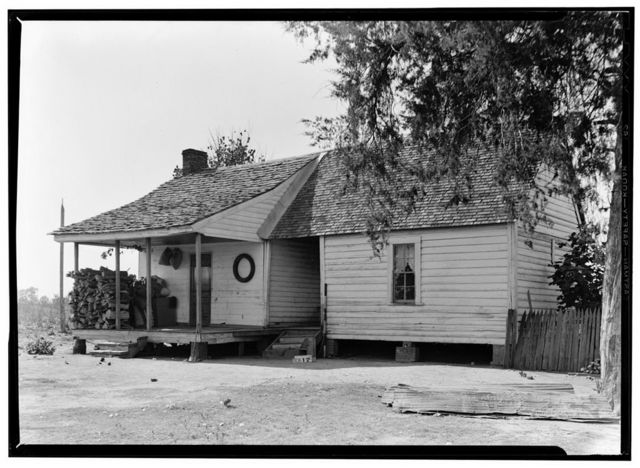 Dempsey Morris House, Carthage, Panola County, TX