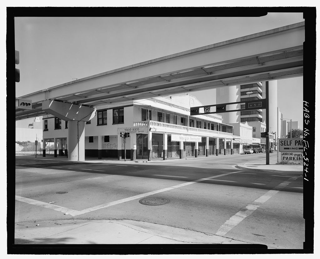 Dennis Apartments, 433-447 North Miami Avenue, Miami, Miami-Dade County, FL