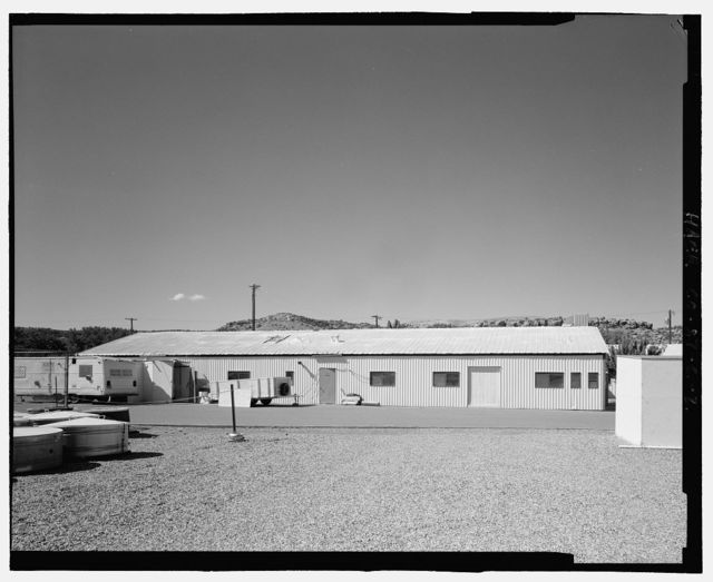 Department of Energy, Grand Junction Office, Building No. 31A, 2597 B3/4 Road, Grand Junction, Mesa County, CO