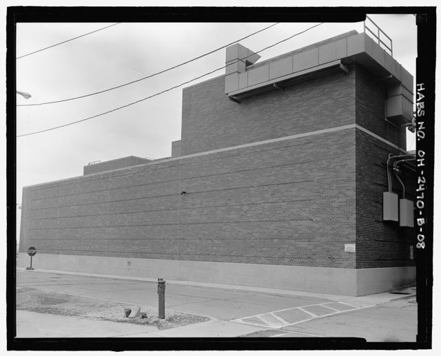 Department of Energy, Mound Facility, B Building, One Mound Road, Miamisburg, Montgomery County, OH