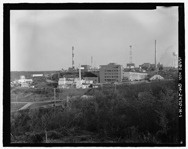 Department of Energy, Mound Facility, Hydrolysis House Building (HH Building), One Mound Road, Miamisburg, Montgomery County, OH