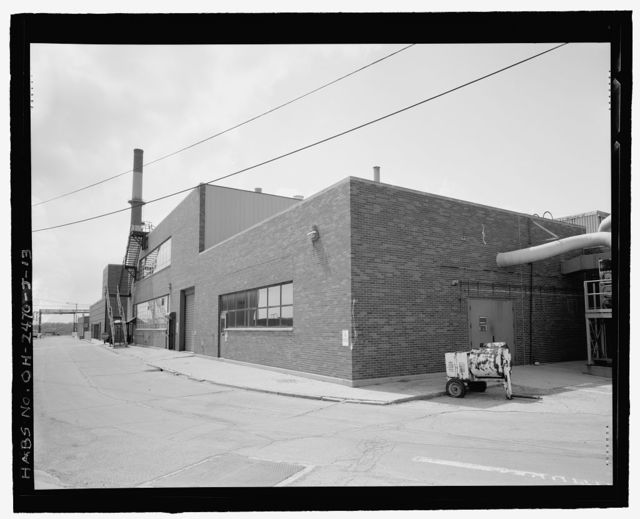 Department of Energy, Mound Facility, Maintenance Building (M Building), One Mound Road, Miamisburg, Montgomery County, OH