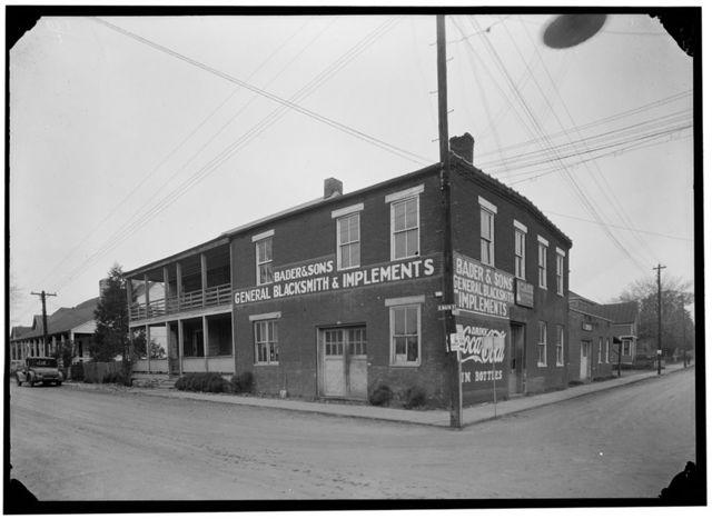 Detchmendy House, Main & Market Streets, Sainte Genevieve, Ste. Genevieve County, MO