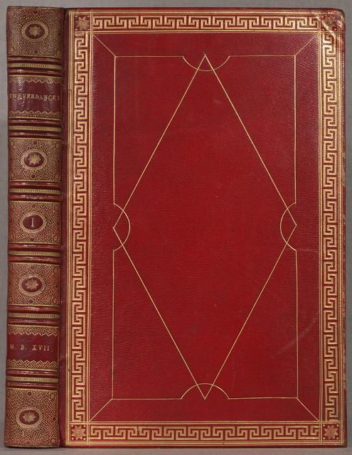Die geuerlicheiten und eins teils der geschichten des loblichen streytparen und hochberumbten held und ritters herr Twerdannckhs