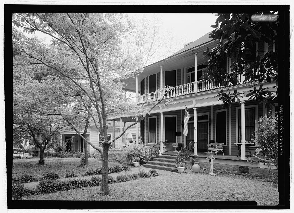 Dismukes House, 236 Second Street, Natchitoches, Natchitoches Parish, LA