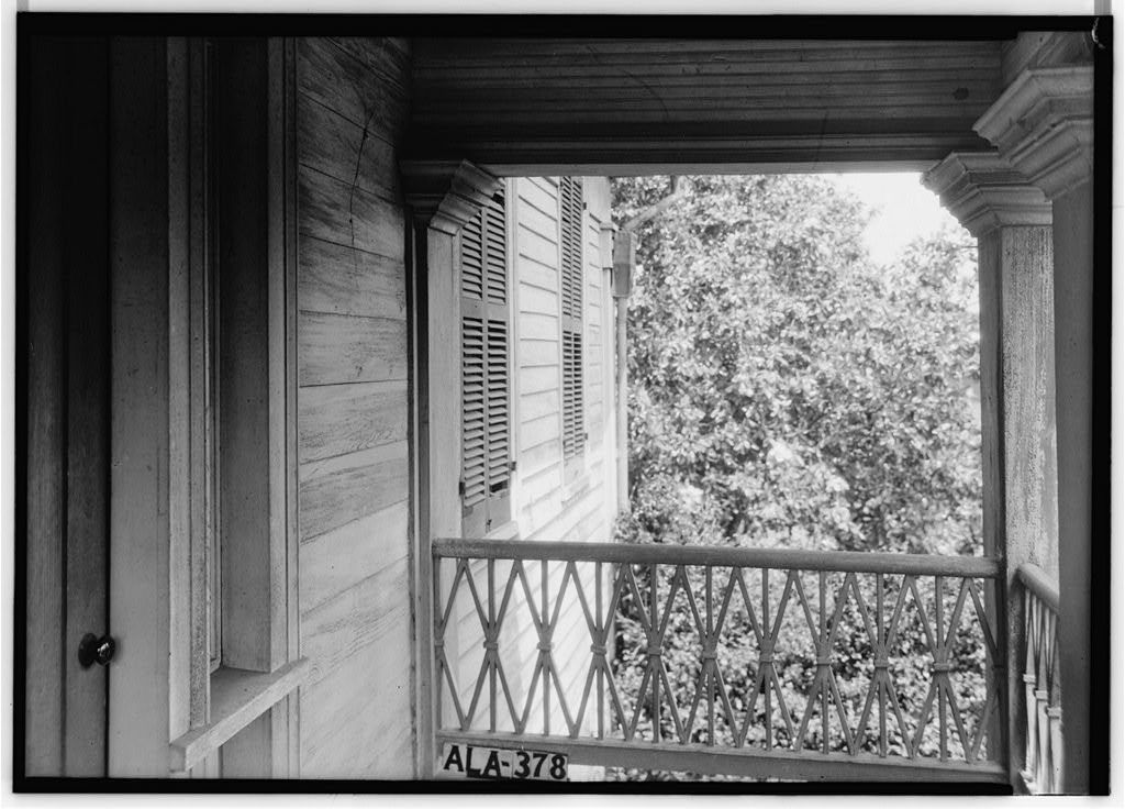 Doctor Wilkins House, State Highways 14 & 86 vicinity, Pickensville, Pickens County, AL